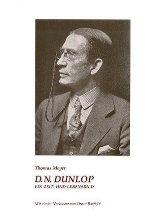 D.N. Dunlop von Meyer,  Thomas