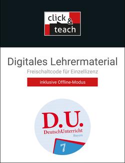 D.U. – DeutschUnterricht – Bayern / D.U. Bayern click & teach 7 Box