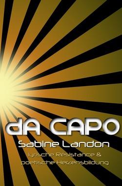 da capo von LANDON,  Sabine