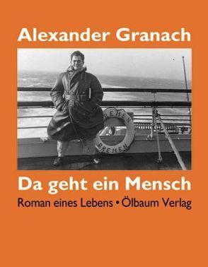 Da geht ein Mensch von Granach,  Alexander