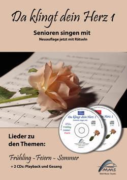 Da klingt dein Herz 1 (inkl. 2 Begleit-CDs) von Hoffmann,  Horst