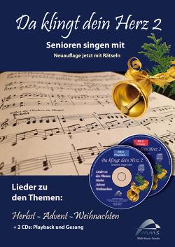 Da klingt dein Herz 2 (inkl. 2 Begleit-CDs) von Horst,  Hoffmann
