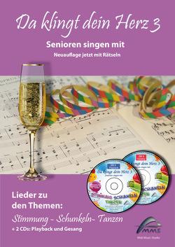 Da klingt dein Herz 3 (inkl. 2 Begleit-CDs) von Hoffmann,  Horst