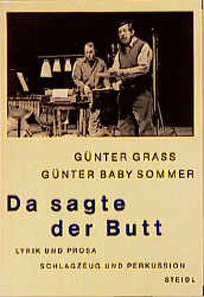 Da sagte der Butt von Grass,  Günter, Sommer,  Günter