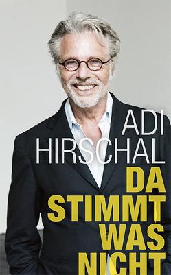 Da stimmt was nicht von Adi,  Hirschal
