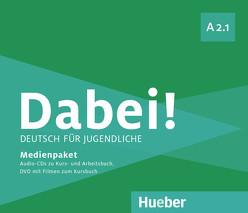 Dabei! A2.1 von Alberti,  Josef, Büttner,  Siegfried, Kopp,  Gabriele