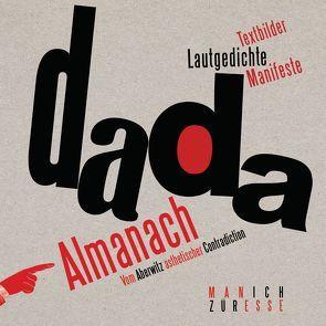 Dada-Almanach von Compagnon,  H. M., Trojan,  Andreas