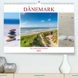 Dänemark – Die wunderschöne Westküste (Premium, hochwertiger DIN A2 Wandkalender 2021, Kunstdruck in Hochglanz) von Nöh,  Christine