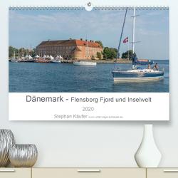 Dänemark – Flensborg Fjord und Inselwelt (Premium, hochwertiger DIN A2 Wandkalender 2020, Kunstdruck in Hochglanz) von Käufer,  Stephan