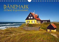 Dänemark – Jütland-Impressionen (Wandkalender 2019 DIN A4 quer) von O. Wörl,  Kurt