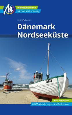 Dänemark Nordseeküste Reiseführer Michael Müller Verlag von Schmitt,  Heidi