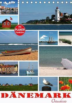 Dänemark – Ostseeküste (Tischkalender 2018 DIN A5 hoch) von N.,  N.