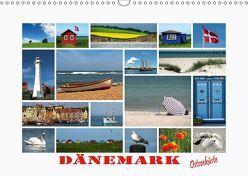 Dänemark – Ostseeküste (Wandkalender 2018 DIN A3 quer) von Carina-Fotografie,  k.A.