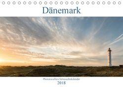 Dänemark – Phototravellers Sehnsuchtskalender (Tischkalender 2018 DIN A5 quer) von Westermann,  Florian