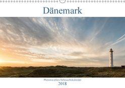Dänemark – Phototravellers Sehnsuchtskalender (Wandkalender 2018 DIN A3 quer) von Westermann,  Florian