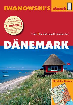 Dänemark – Reiseführer von Iwanowski von Kruse-Etzbach,  Dirk, Quack,  Ulrich