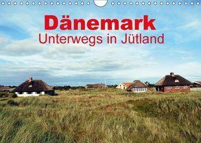 Dänemark – Unterwegs in Jütland (Wandkalender 2018 DIN A4 quer) von Schneider,  Peter
