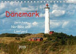 Dänemark zwischen Nordsee und Limfjord (Tischkalender 2019 DIN A5 quer) von Pompsch,  Heinz