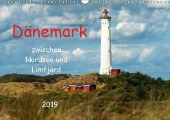 Dänemark zwischen Nordsee und Limfjord (Wandkalender 2019 DIN A3 quer) von Pompsch,  Heinz