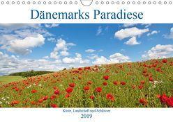 Dänemarks Paradiese (Wandkalender 2019 DIN A4 quer) von CALVENDO