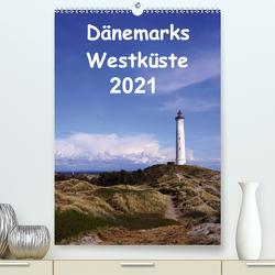 Dänemarks Westküste 2021 (Premium, hochwertiger DIN A2 Wandkalender 2021, Kunstdruck in Hochglanz) von Bussenius,  Beate