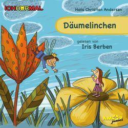 Däumelinchen gelesen von Iris Berben – ICHHöRMAL von Andersen,  Hans Christian, Berben,  Iris, Kulot,  Daniela, Petzold,  Bert Alexander