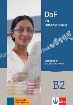 DaF im Unternehmen B2 von Fügert,  Nadja, Grosser,  Regine, Hanke,  Claudia, Mautsch,  Klaus, Sander,  Ilse, Schmeiser,  Daniela
