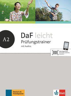 DaF leicht A2 von Braun,  Birgit, Schwarz,  Eveline