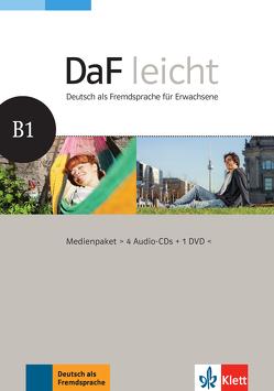 DaF leicht B1 von Jentges,  Sabine, Körner,  Elke, Lundquist-Mog,  Angelika, Reinke,  Kerstin, Schwarz,  Eveline