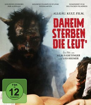 Daheim sterben die Leut' (Blu-Ray) von Gietinger,  Klaus, Hiemer,  Leo