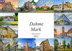 Dahme Mark Impressionen (Wandkalender 2021 DIN A4 quer) von Meutzner,  Dirk