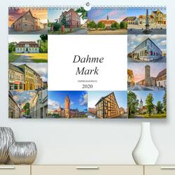 Dahme Mark Impressionen (Premium, hochwertiger DIN A2 Wandkalender 2020, Kunstdruck in Hochglanz) von Meutzner,  Dirk