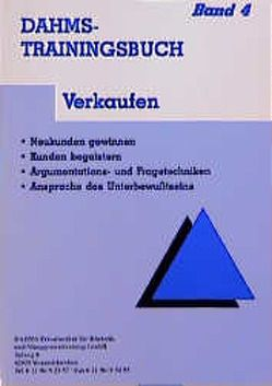Dahms Trainingsbuch / Verkaufen von Dahms,  Christoph