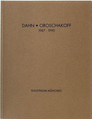 Dahn /Oroschakoff 1987-1990 von Böckler,  Ursula, Hohenthal,  Diana von, Metzger,  Rainer, Tacke,  Christine
