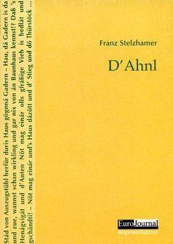 D'Ahnl von Schiffkorn,  Elisabeth, Stelzhamer,  Franz
