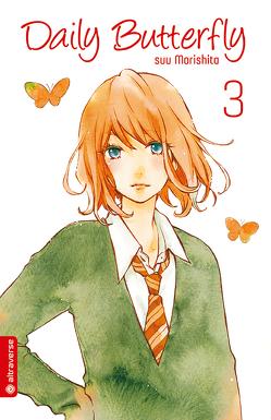 Daily Butterfly 03 von Morishita,  suu