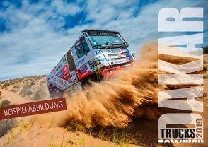 Dakar Trucks Kalender 2019