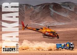 Dakar Trucks Kalender 2020