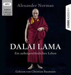 Dalai Lama. Ein außergewöhnliches Leben von Baumann,  Christian, Norman,  Alexander