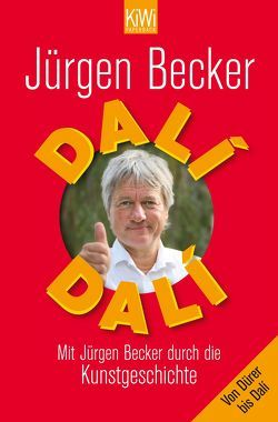 Dalí Dalí von Becker Jürgen, Jacobs,  Dietmar