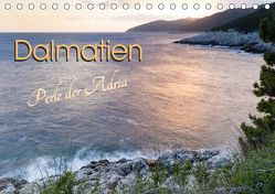 Dalmatien – Perle der Adria (Tischkalender 2020 DIN A5 quer) von Weber,  Melanie