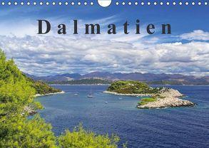 Dalmatien (Wandkalender 2018 DIN A4 quer) von LianeM