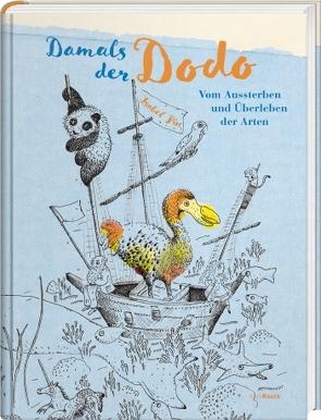 Damals der Dodo von Pin,  Isabel, Zwilling,  Martin