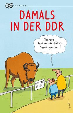 Damals in der DDR von Kupfermann,  Thomas