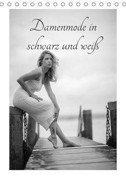 Damenmode in schwarz und weißCH-Version (Tischkalender 2018 DIN A5 hoch) von Kaiser,  Ralf