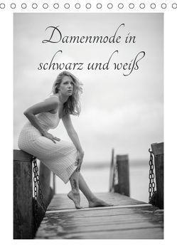 Damenmode in schwarz und weißCH-Version (Tischkalender 2019 DIN A5 hoch) von Kaiser,  Ralf