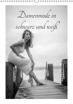 Damenmode in schwarz und weißCH-Version (Wandkalender 2019 DIN A3 hoch) von Kaiser,  Ralf