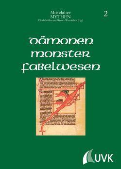 Dämonen, Monster, Fabelwesen von Mueller,  Ulrich, Wunderlich,  Werner