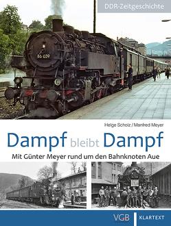 Dampf bleibt Dampf 3 von Meyer,  Manfred, Scholz,  Helge