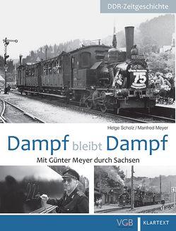 Dampf bleibt Dampf von Meyer,  Manfred, Scholz,  Helge